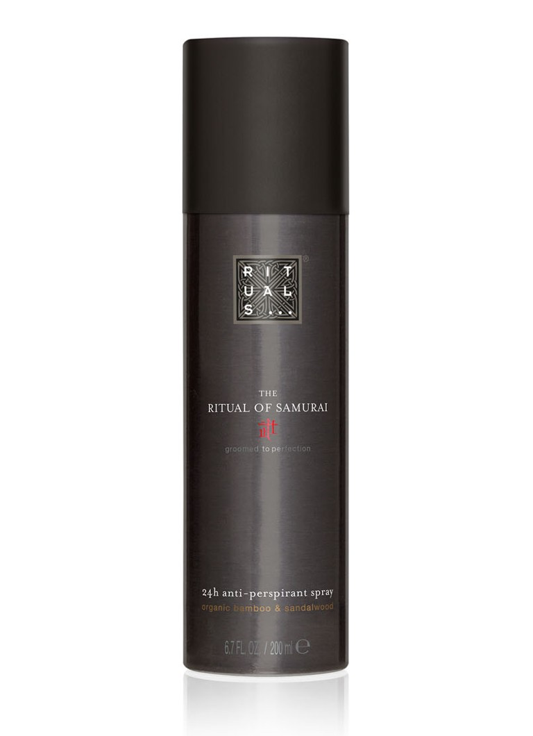 Rituals - The Ritual of Samurai Anti-Perspirant Spray - deodorant -