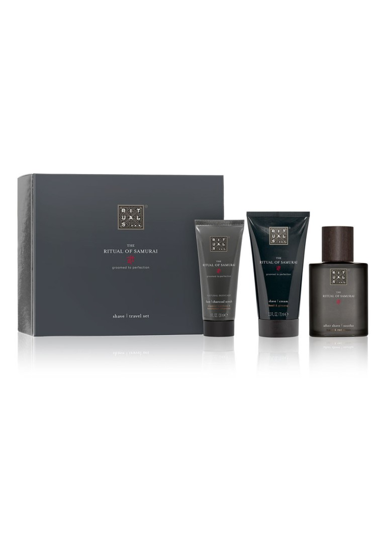 Rituals - The Ritual of Samurai Travel Shave Set - verzorgingsset - null