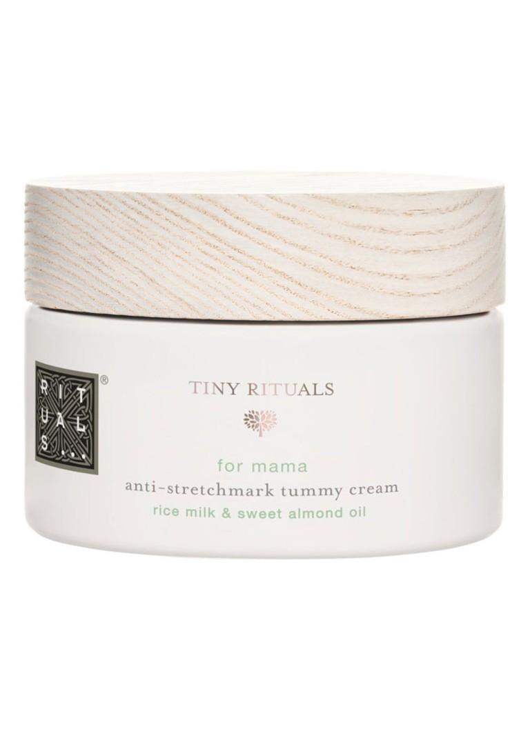 rituals tiny rituals for mama anti stretchmark cream anti striae cr me de bijenkorf. Black Bedroom Furniture Sets. Home Design Ideas