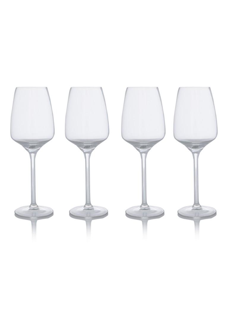 Royal Leerdam Wijnglazen.Royal Leerdam The Experts Collection Wijnglas 33 Cl Set Van 4 De