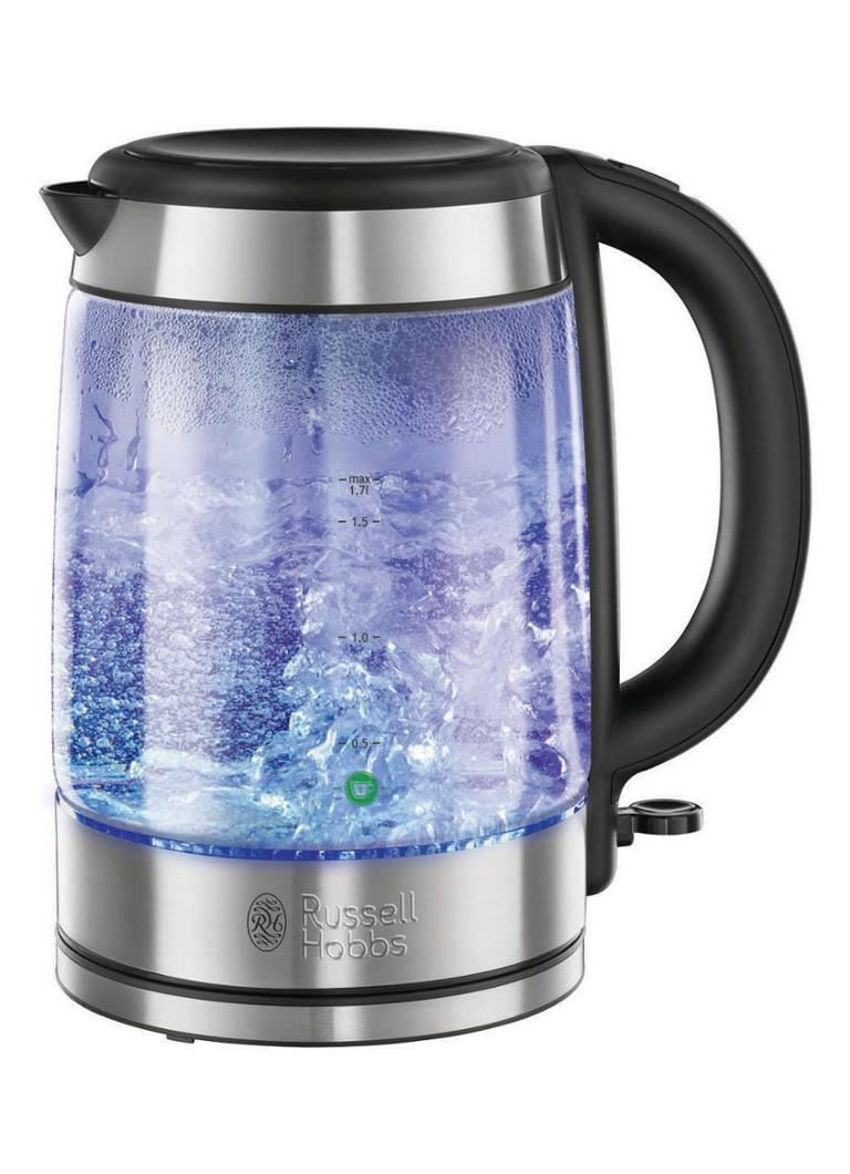 Russel Hobbs Waterkoker.Russell Hobbs Glass Waterkoker 1 7 Liter 21600 57 De Bijenkorf