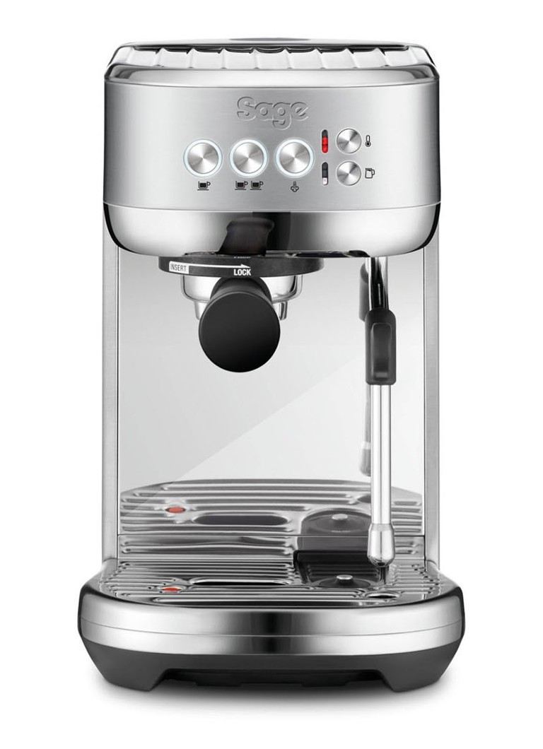 Sage - The Bambino Plus espressomachine SES500BSS - Roestvrijstaal