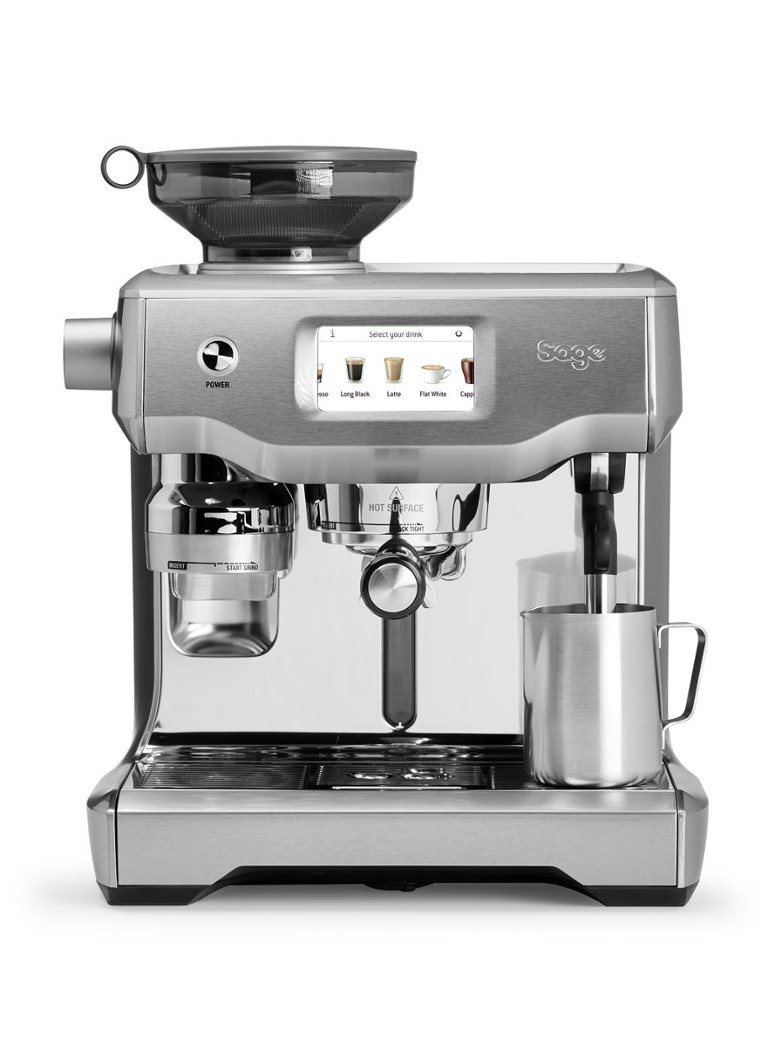 Sage - The Oracle Touch espressomachine SES990BSS4 - Zilver