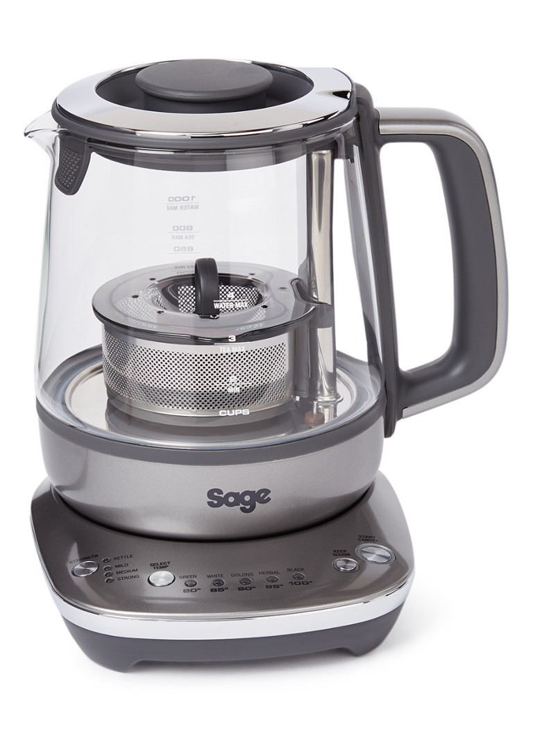 Sage - the Tea Maker Compact theekoker STM700SHY - Zilver