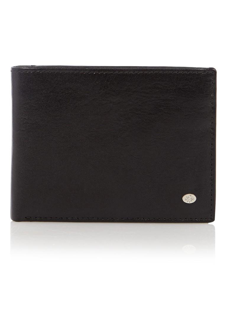d0dded99128 Samsonite Billfold portemonnee in zwart • de Bijenkorf