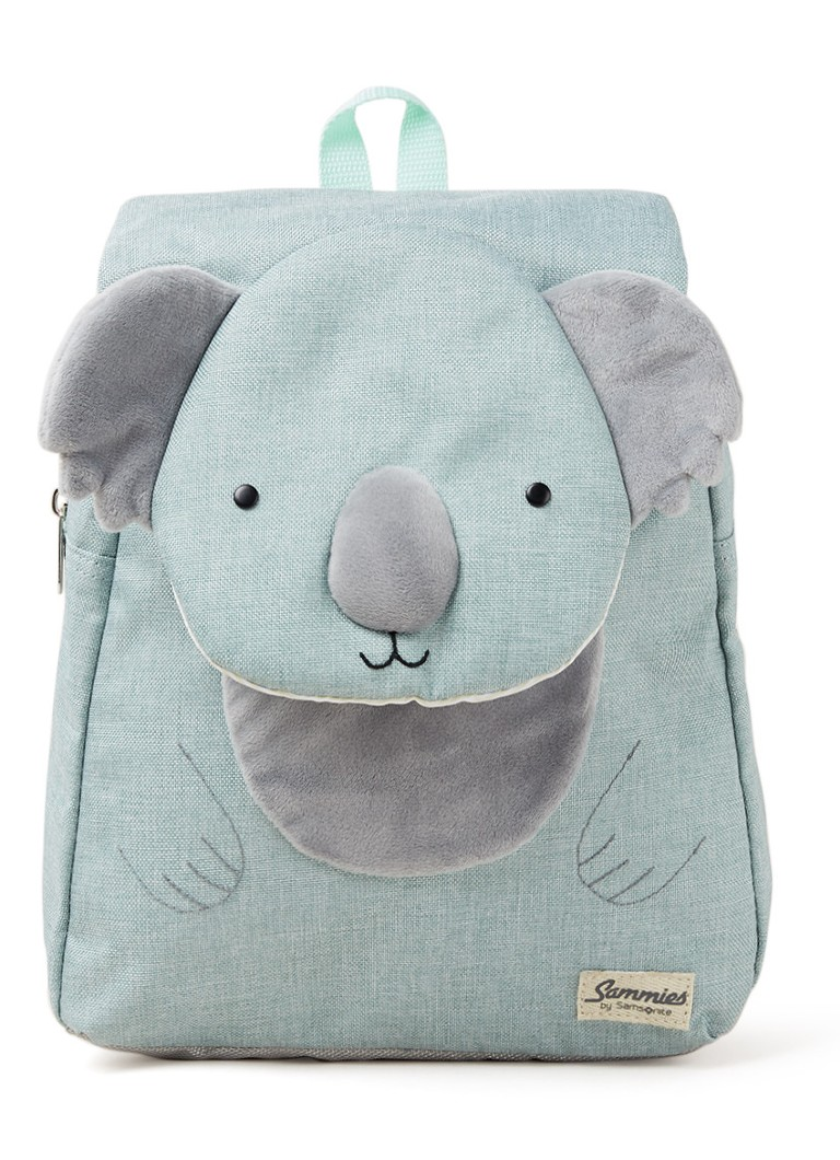 Samsonite - Happy Sammies S Koala Kody rugzak met applicatie - Lichtblauw