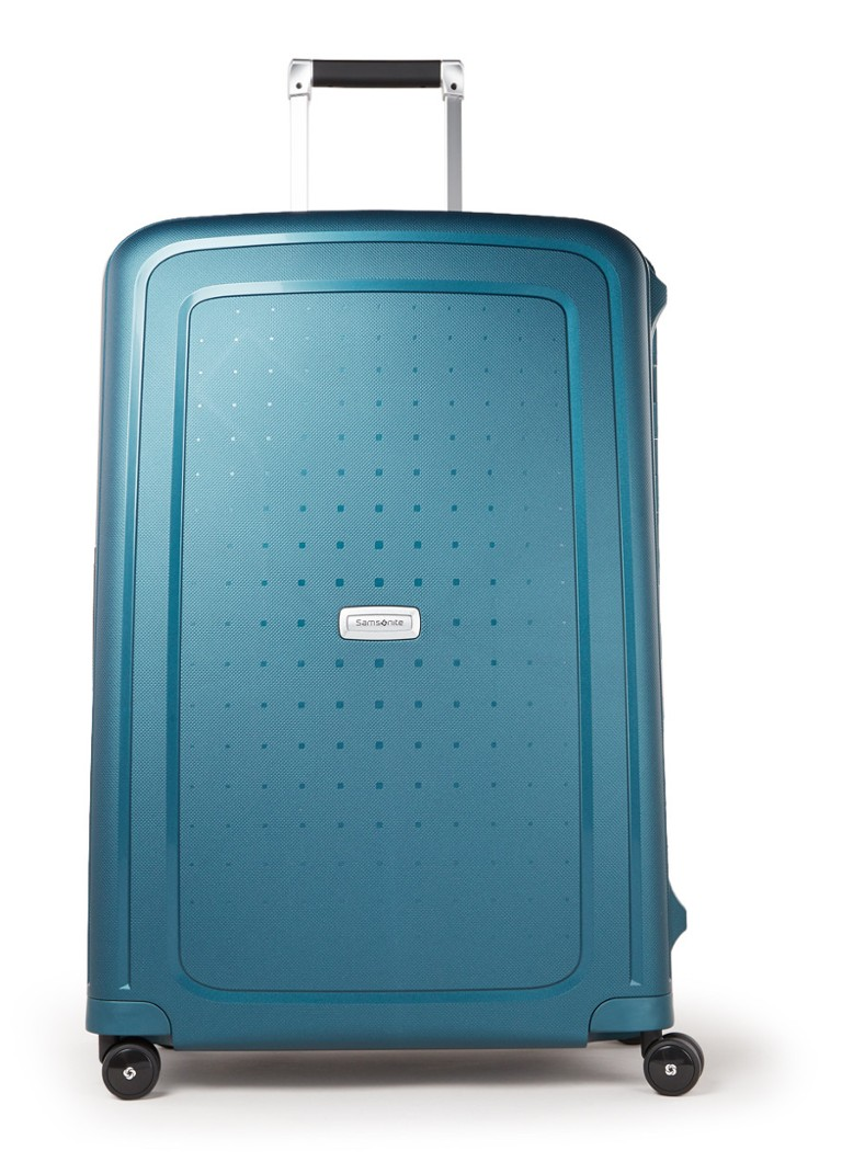 Samsonite - S'Cure DLX spinner 75 cm - Turquoise