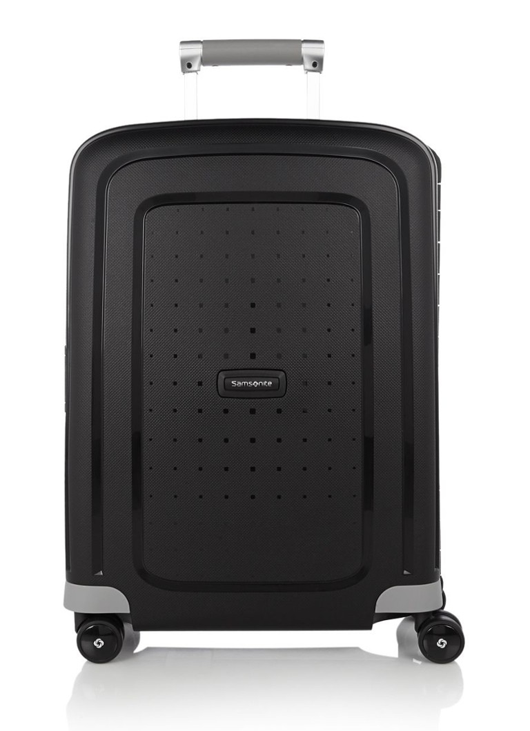 samsonite s 39 cure spinner 55 cm de bijenkorf. Black Bedroom Furniture Sets. Home Design Ideas