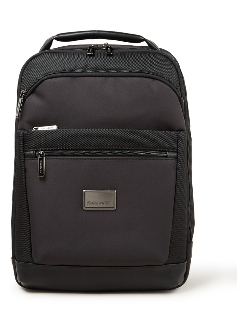 Samsonite - Samsonite WAYMORE LP BACKP.14. - Zwart