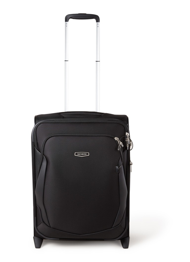 Samsonite - X'Blade 4.0 Upright Expandable trolley 55 cm - Zwart