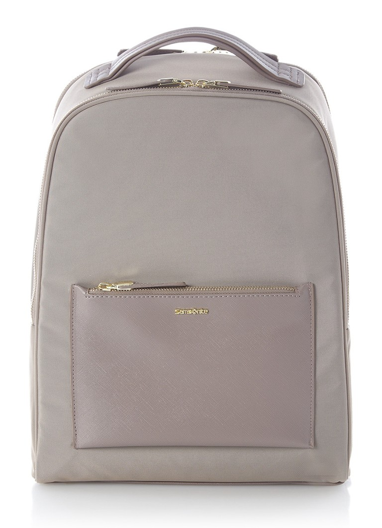 innovatief ontwerp maat 7 best leuk Samsonite Zalia rugzak met 14 inch laptopvak • de Bijenkorf