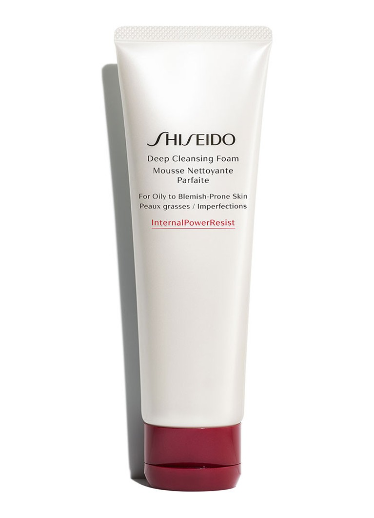 Shiseido - Deep Cleansing Foam - cleanser - null