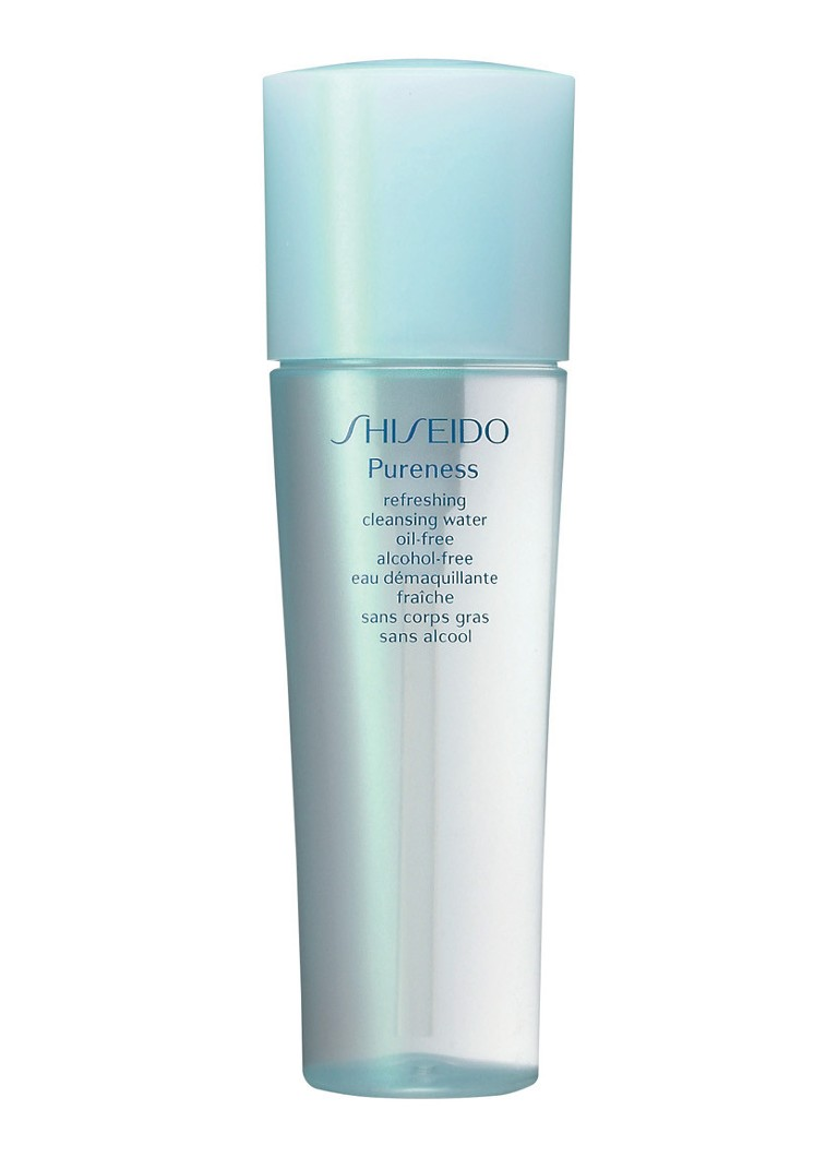 Shiseido - Pureness Refreshing Cleansing Water - gezichtslotion - null
