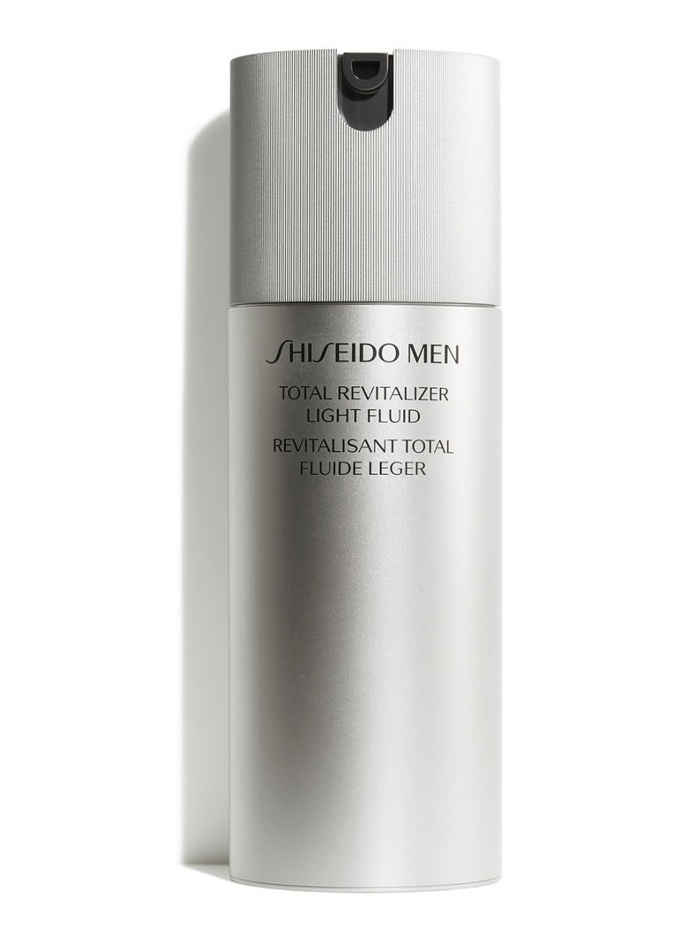 Shiseido - Total Revitalizer Light Fluid - dagcrème -