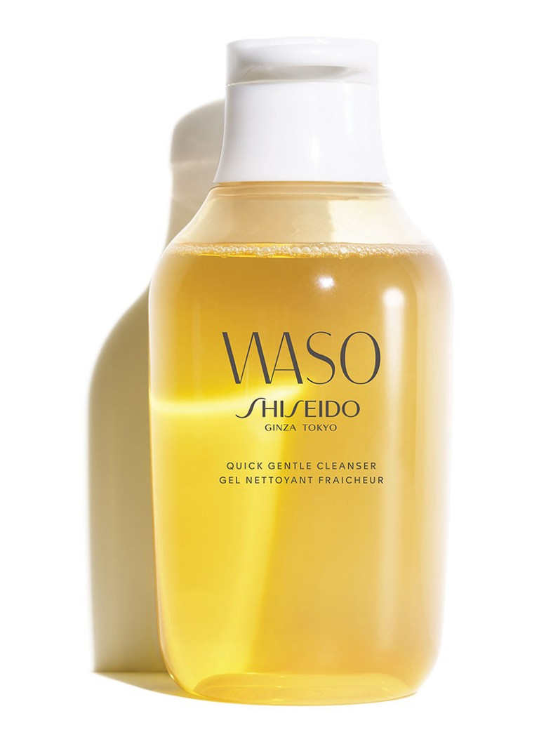 Shiseido - WASO Quick Gentle Cleanser - facewash -