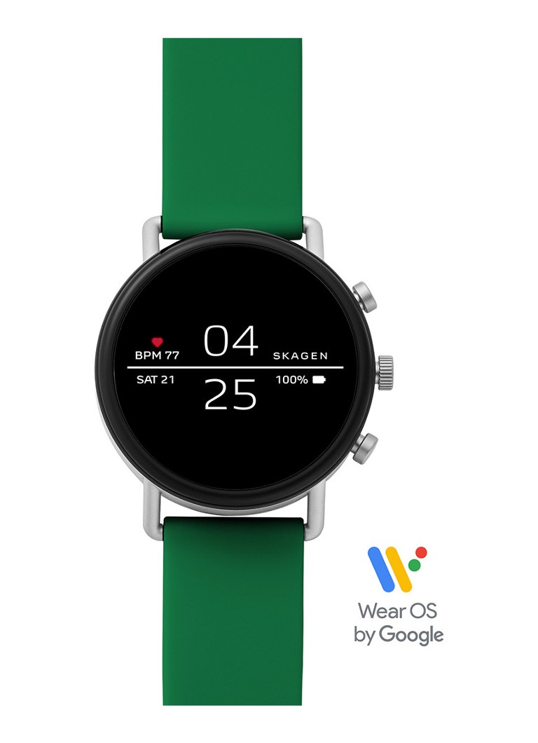 Skagen - Falster display smartwatch SKT5114 - Groen