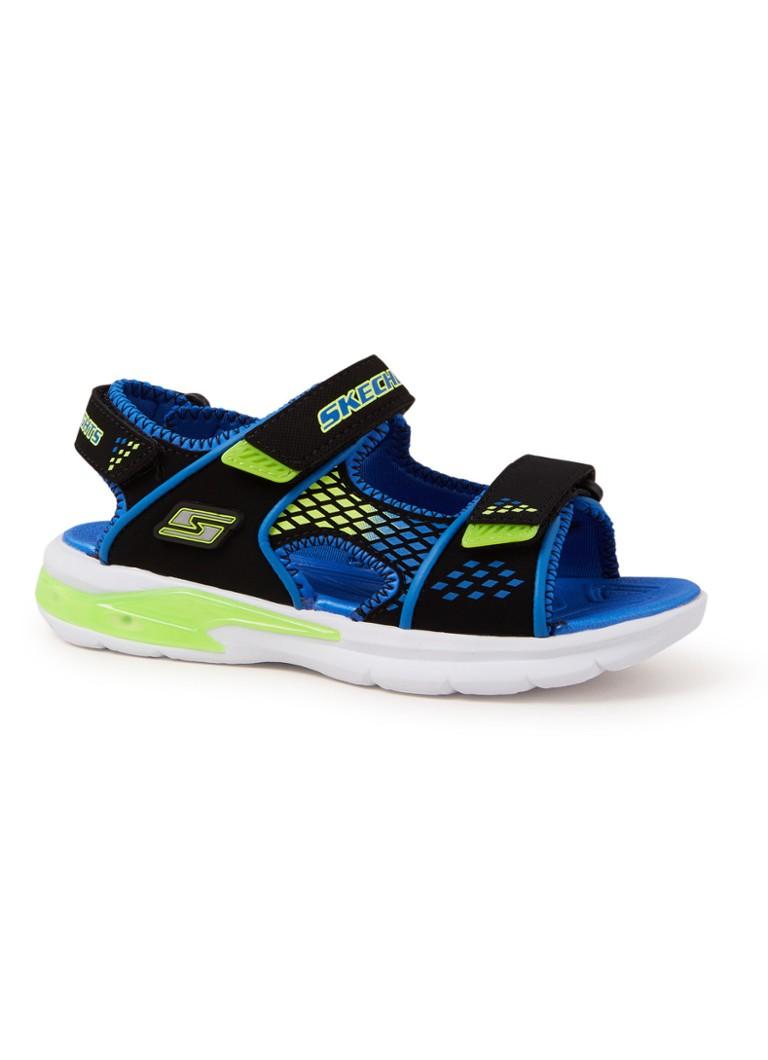 9e903c1395b Skechers S Lights sandaal met lichtjes • de Bijenkorf