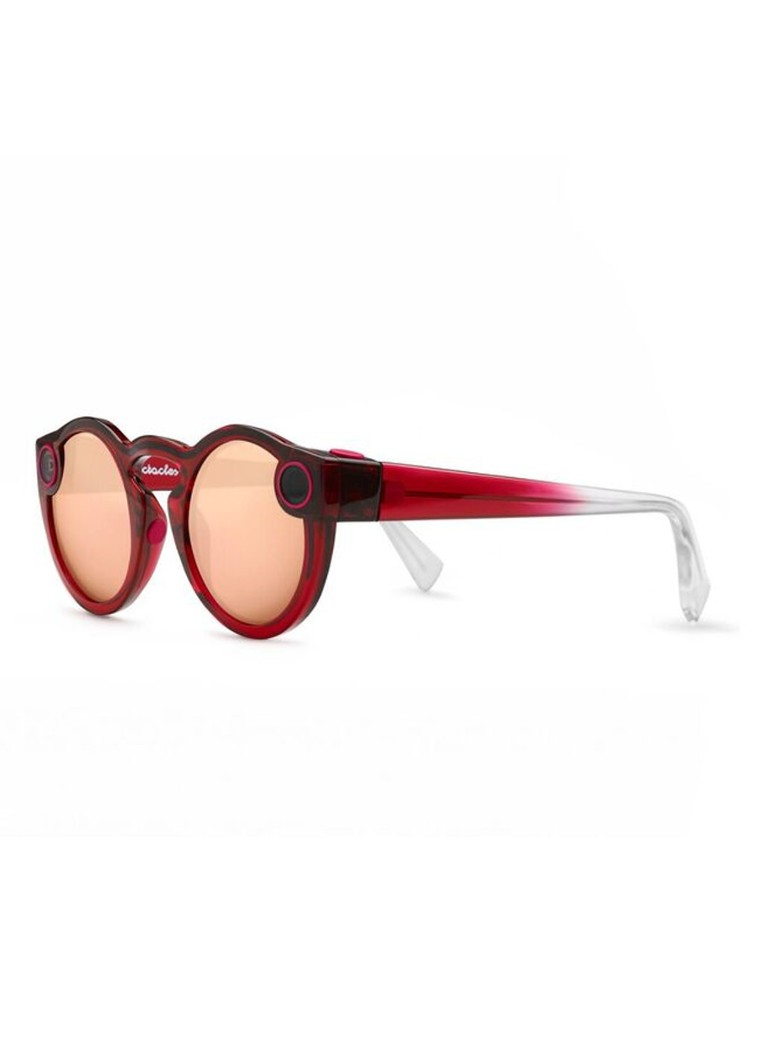Snap Inc. - Spectacles zonnebril met camera - Rood