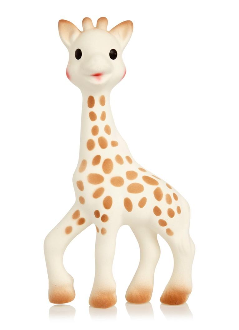 Sophie de giraf rubber speelgoedgiraffe bijenkorf