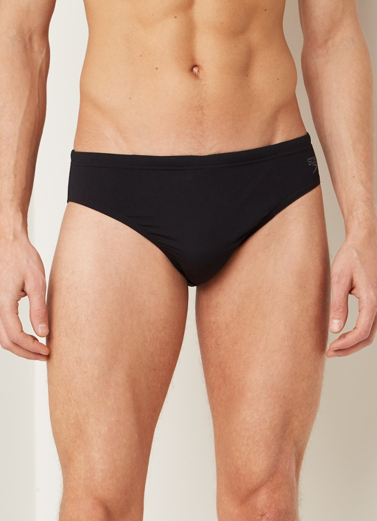 Speedo - End Essentials zwemslip - Zwart