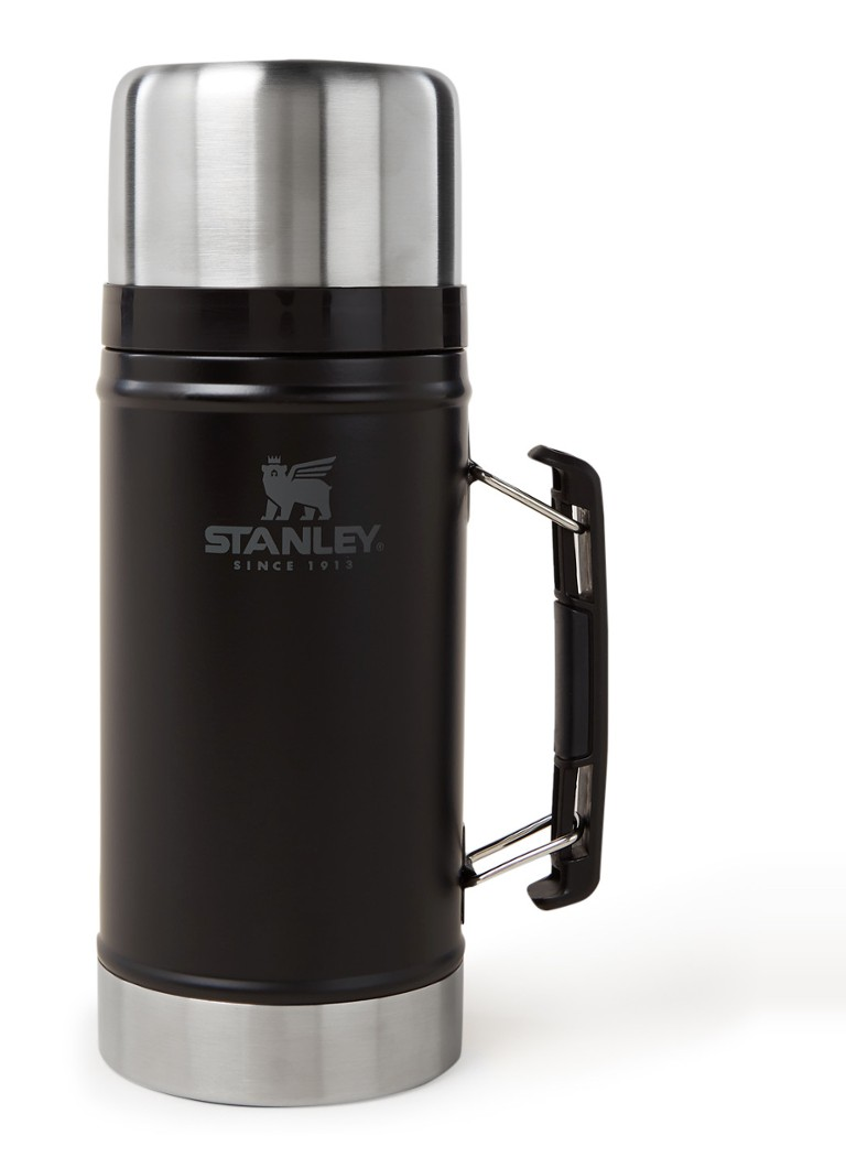 Stanley - The Legendary Classic Food Jar thermoskan  94 cl - Zwart