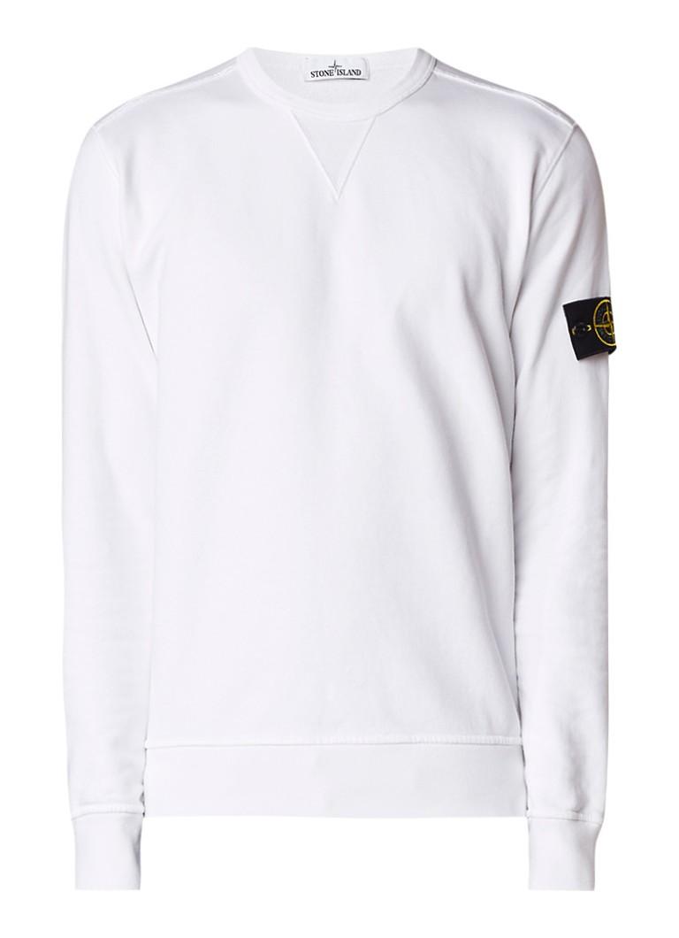 Welp Stone Island 62740 Sweater met merkembleem • de Bijenkorf WT-16