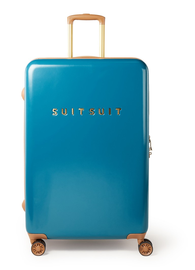 SUITSUIT - Fab Seventies spinner 76 cm - Middenblauw