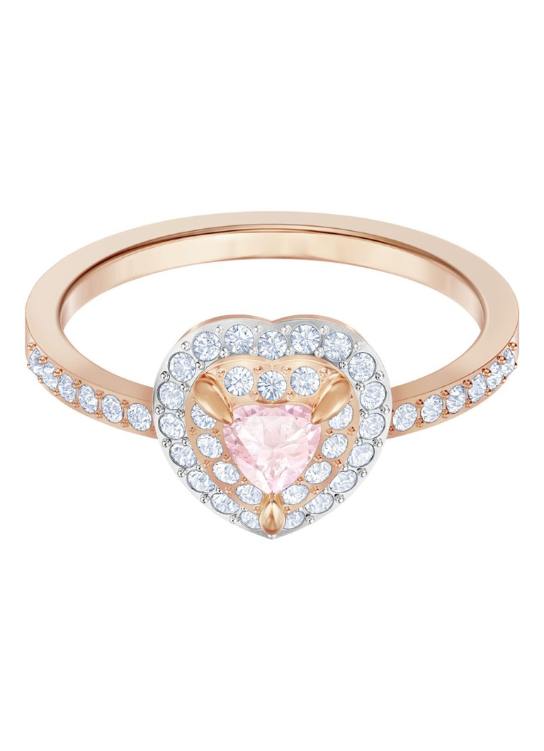 Swarovski - Ring One - Roségoud