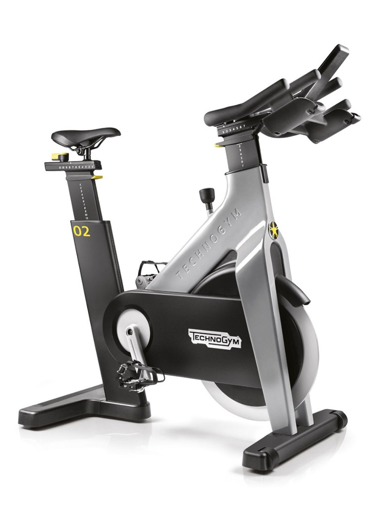 Technogym - Group Cycle spinningfiets D92CBNE0-D - Grijs