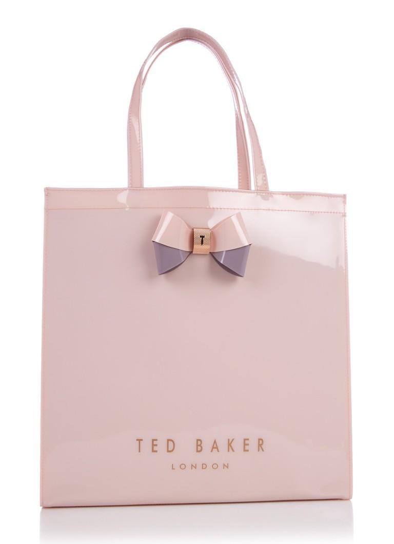 Ted baker elacon shopper de bijenkorf for How to be a professional shopper