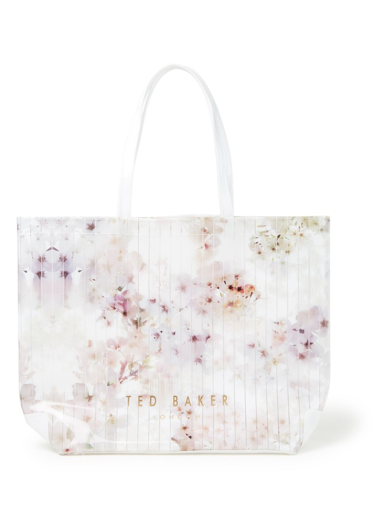 Ted Baker - Sazacon Icon Large schoudertas - Wit