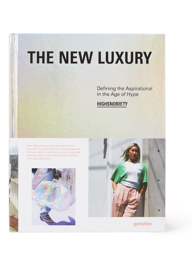 undefined - The New Luxury: Highsnobiety - Metallic