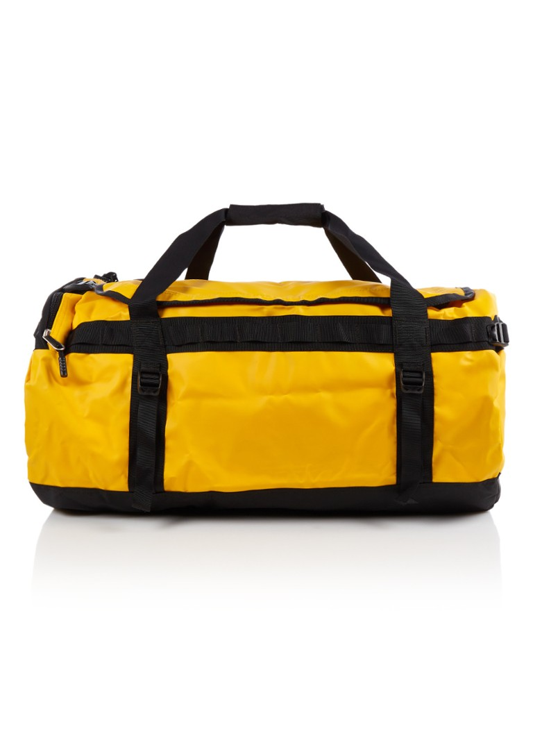 The North Face - Base Camp Duffel L reistas - Geel