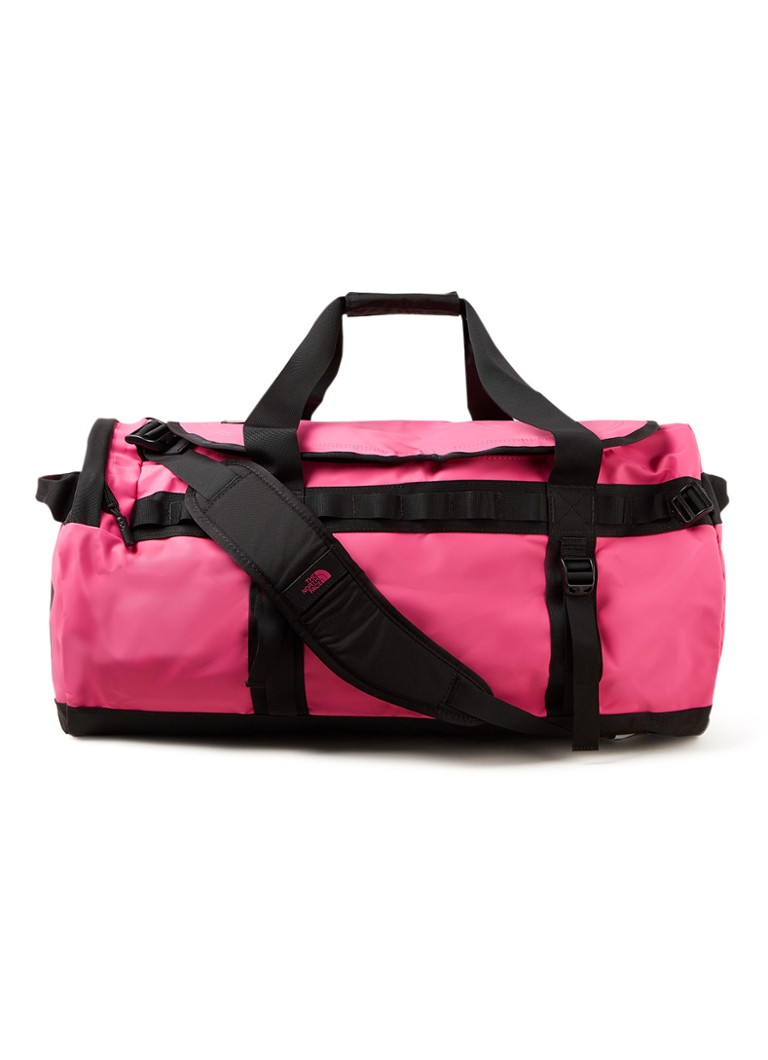 The North Face - Base Camp Duffel M reistas - unisex - Roze