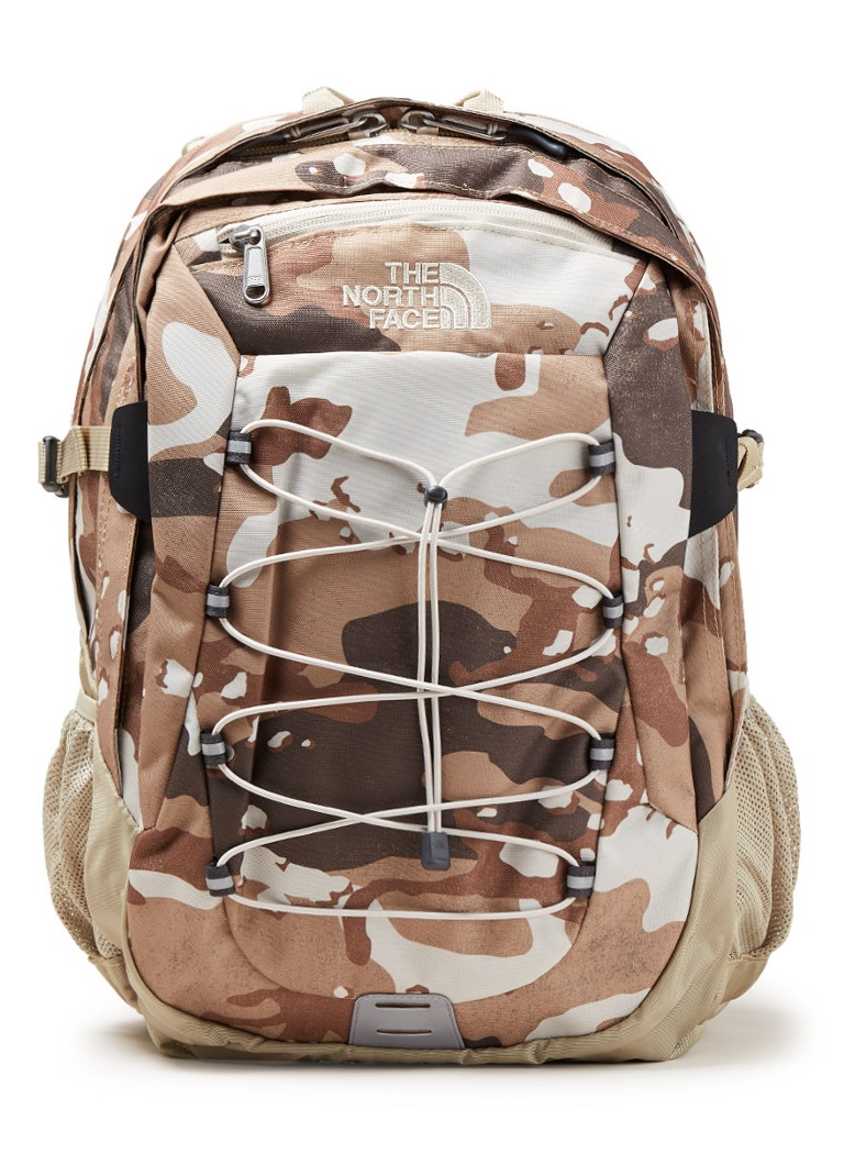 The North Face - Borealis Classic rugzak met 15 inch laptopvak - Beige