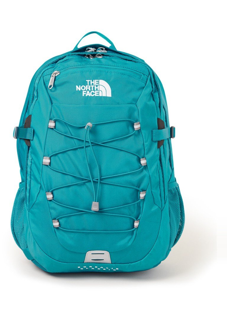 The North Face - Borealis Classic rugzak met 15 inch laptopvak - Turquoise