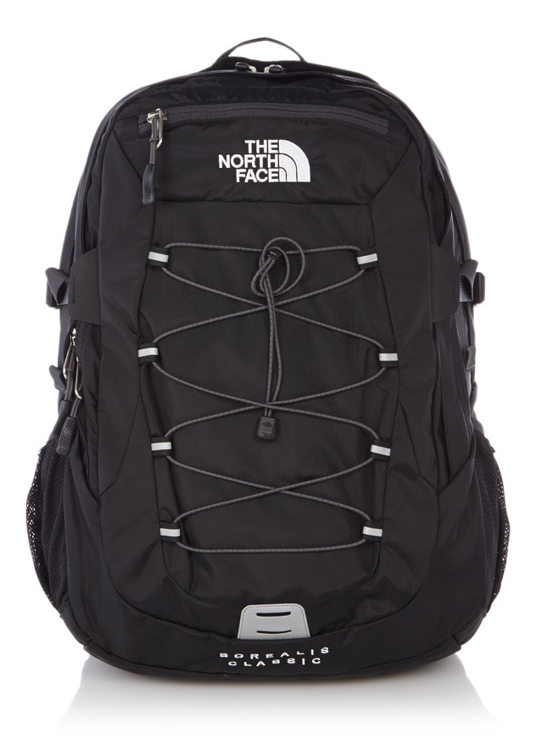 The North Face - Borealis Classic rugzak met 15 inch laptopvak - Zwart