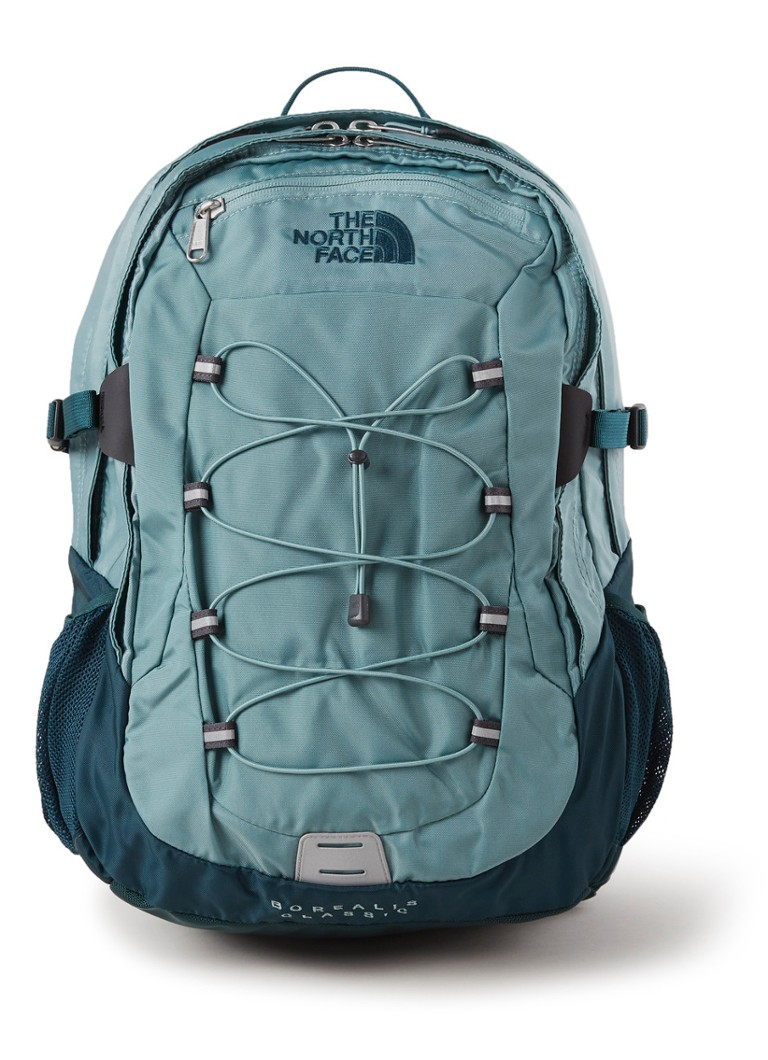 The North Face - Borealis rugzak met 15 inch laptopvak - unisex - Groen