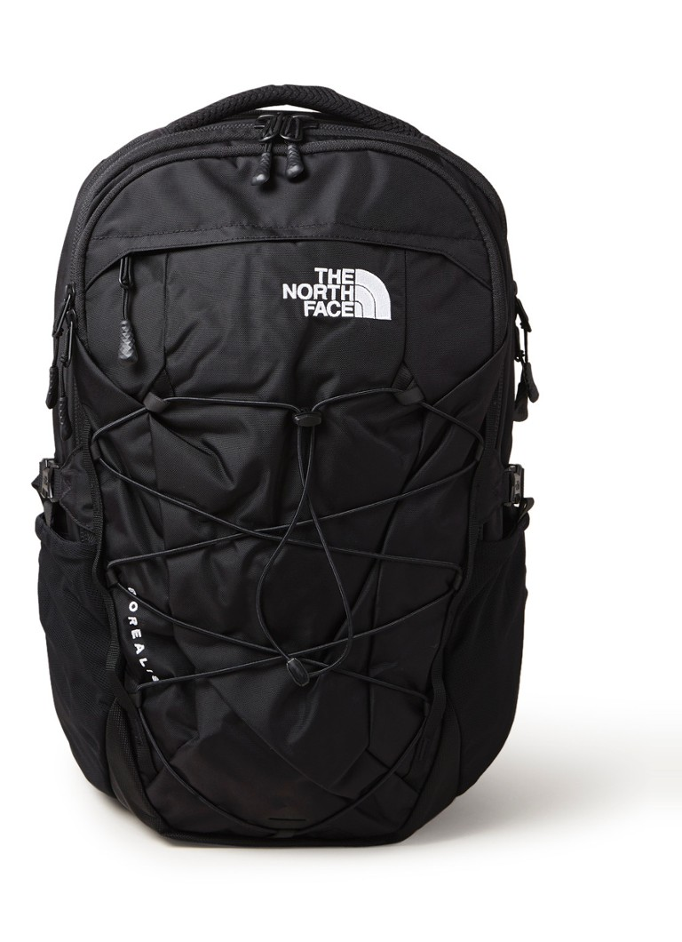 The North Face - Borealis rugzak met 15 inch laptopvak - Zwart