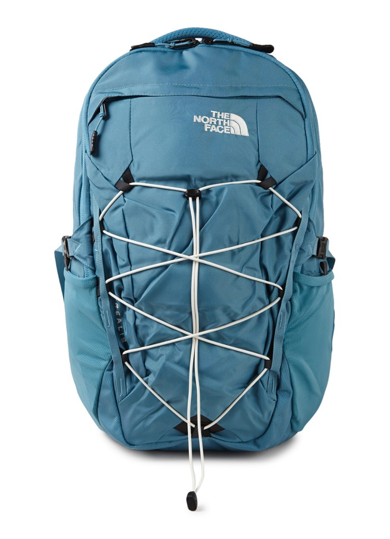 The North Face - Borealis rugzak met 15 inch laptopvak - Lichtblauw