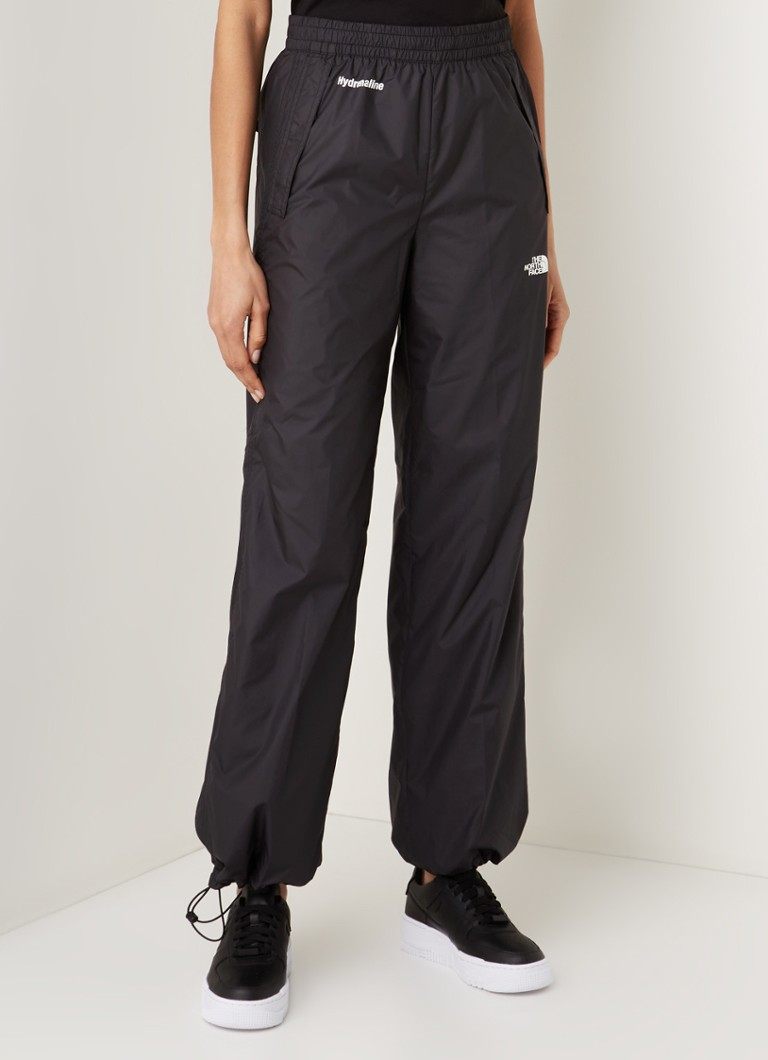 The North Face - High waist tapered fit waterafstotende windbroek - Zwart