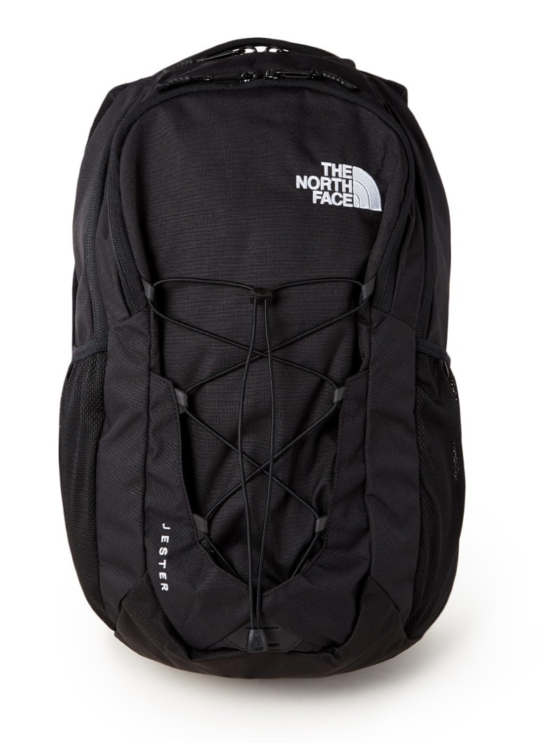 The North Face - Jester rugzak met 15 inch laptopvak - Zwart