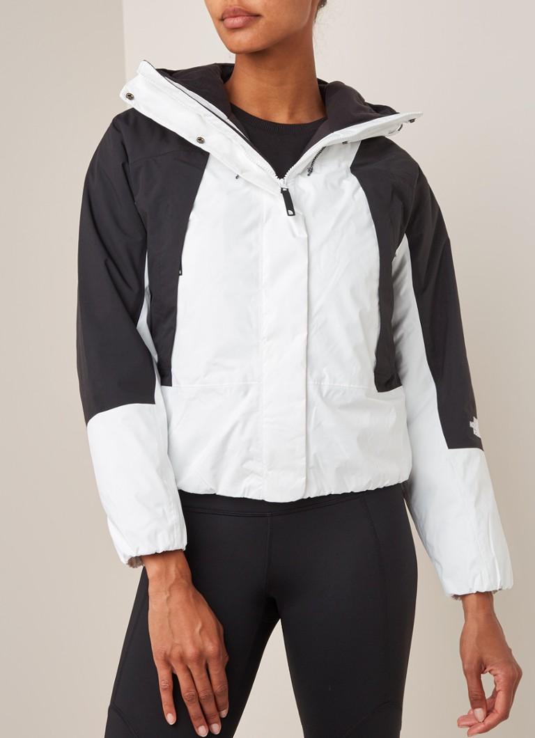 The North Face - Mountain Light Dryvent™ waterdichte jas met capuchon - Wit