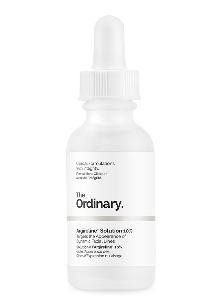 The Ordinary - Argireline Solution 10% - anti-aging serum - null