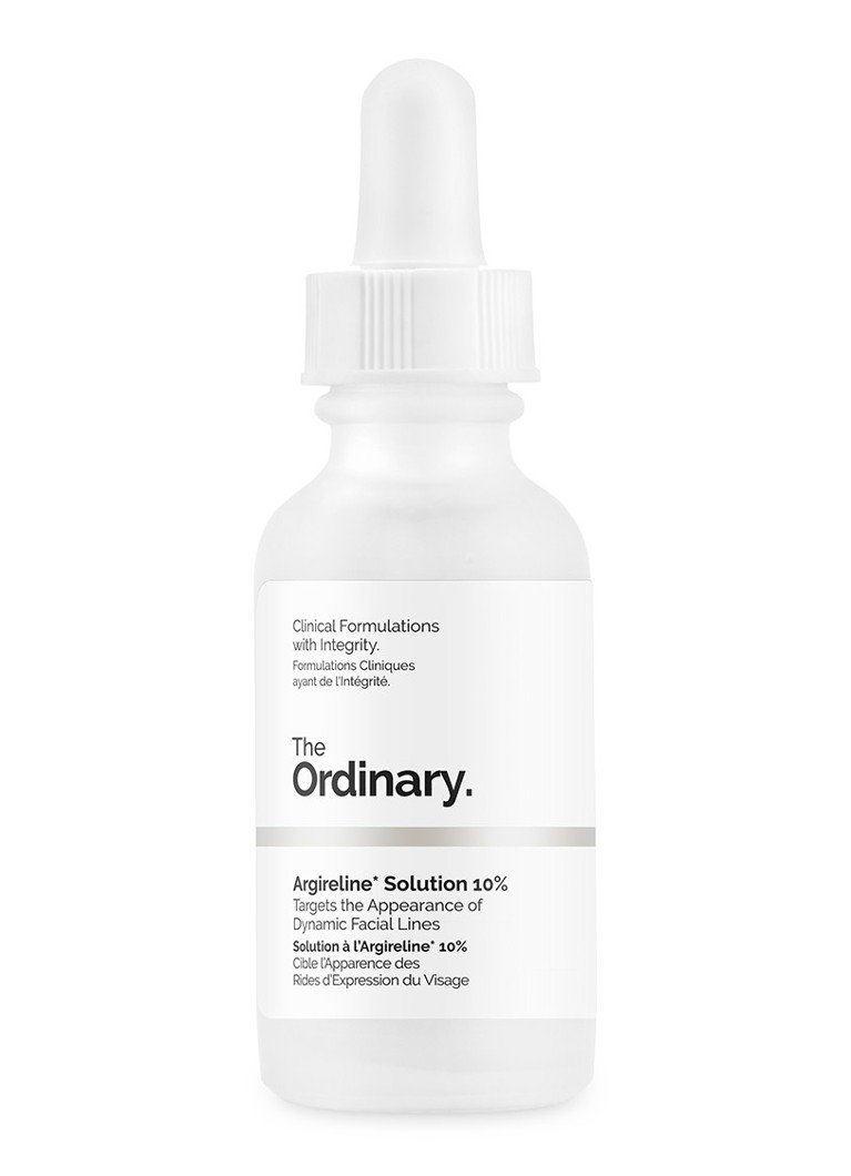 The Ordinary - Argireline Solution 10% - anti-aging serum -