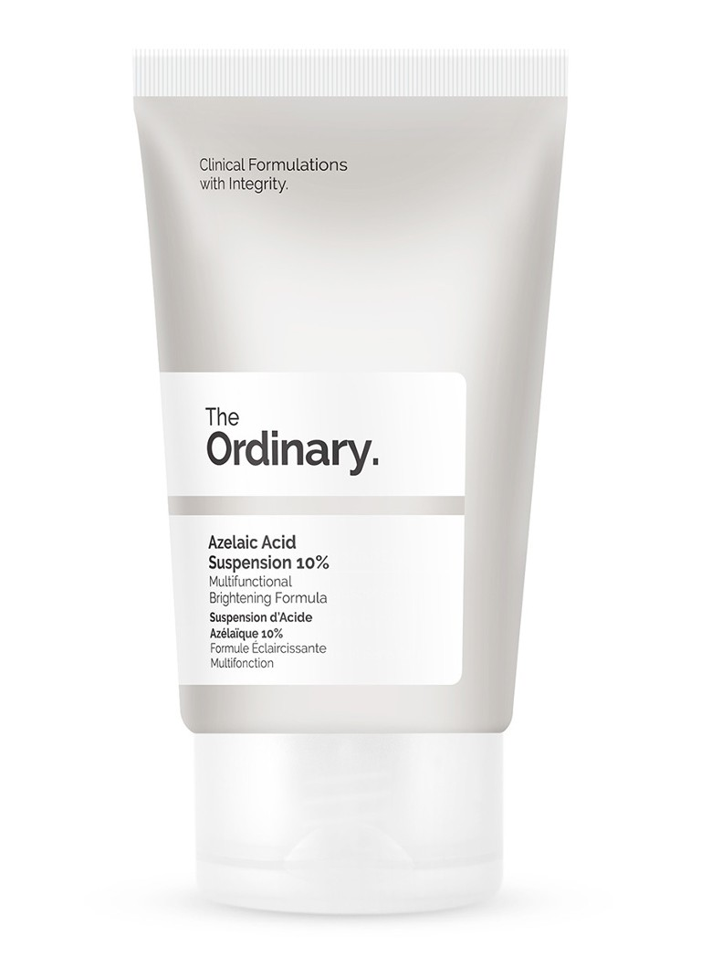 The Ordinary - Azelaic Acid Suspension 10% - verhelderende crème -