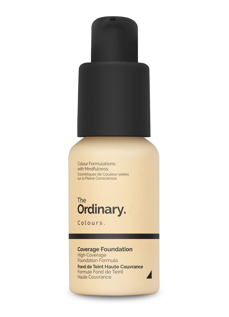 The Ordinary - Coverage Foundation SPF15 - 1.2Y