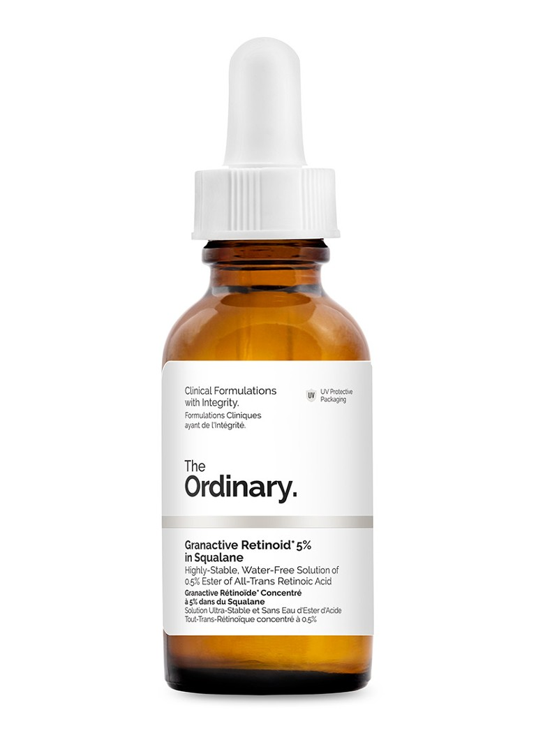 The Ordinary - Granactive Retinoid 5% in Squalane - anti-aging serum -