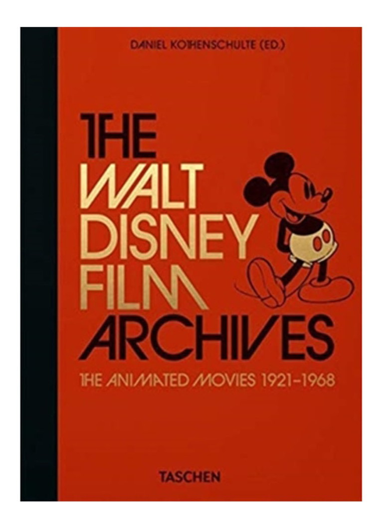 undefined - The Walt Disney Film Archives: The Animated Movies 1921-1968 - null
