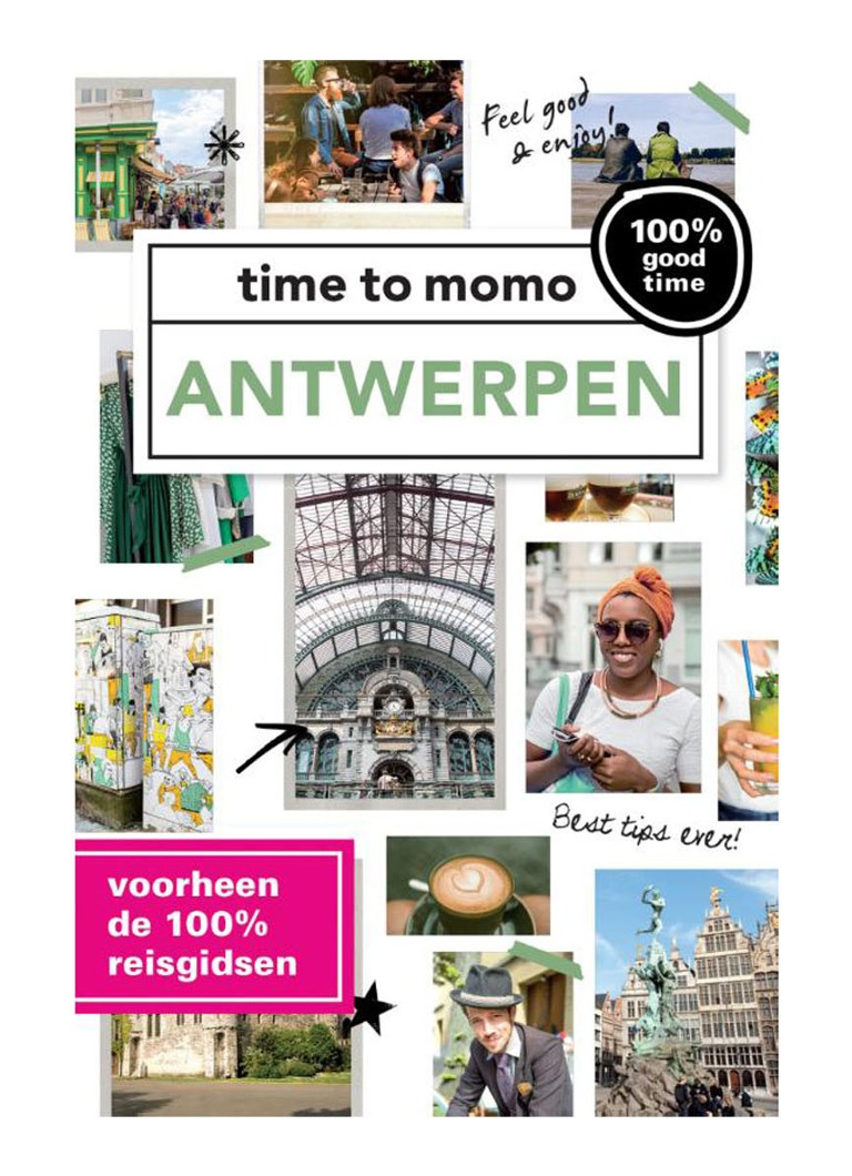 undefined - TIME TO MOMO ANTWERPEN -